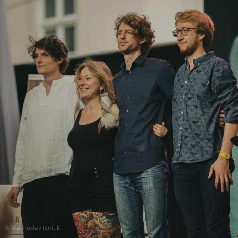 Tamara Lukasheva Quartett